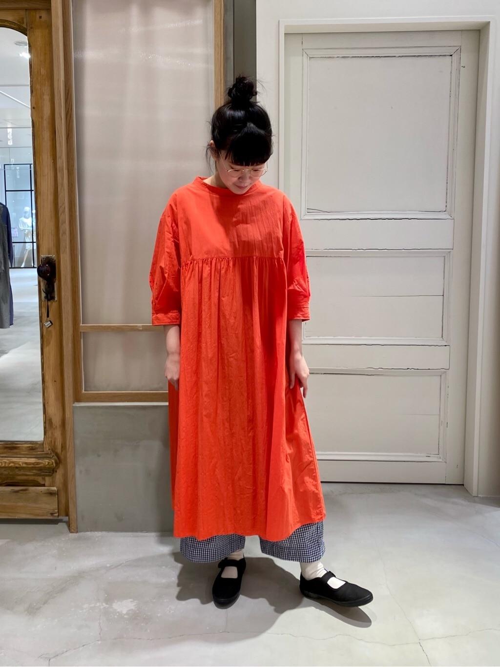 bulle de savon 渋谷スクランブルスクエア 身長:158cm 2021.04.24
