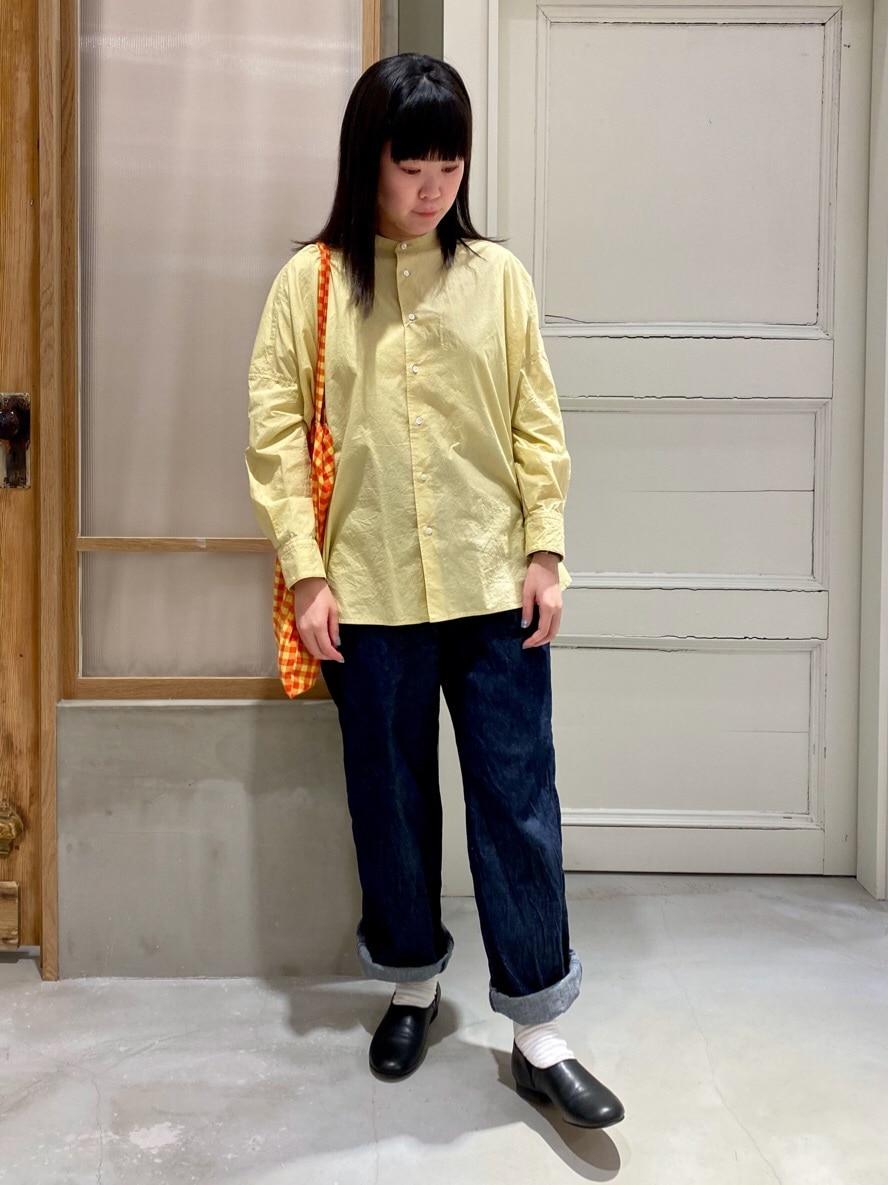 bulle de savon 渋谷スクランブルスクエア 身長:158cm 2021.02.13