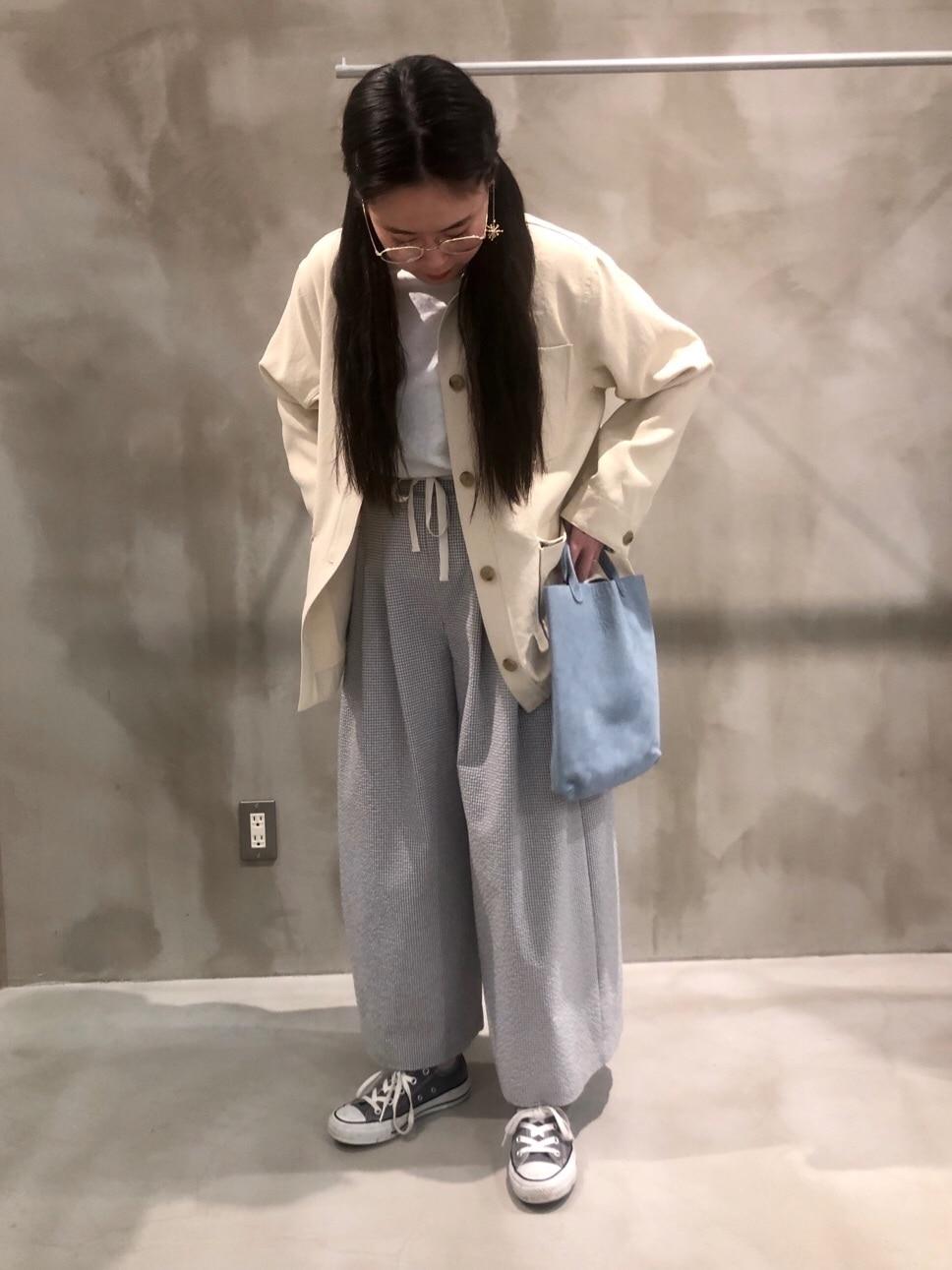 bulle de savon 渋谷スクランブルスクエア 身長:157cm 2020.03.11