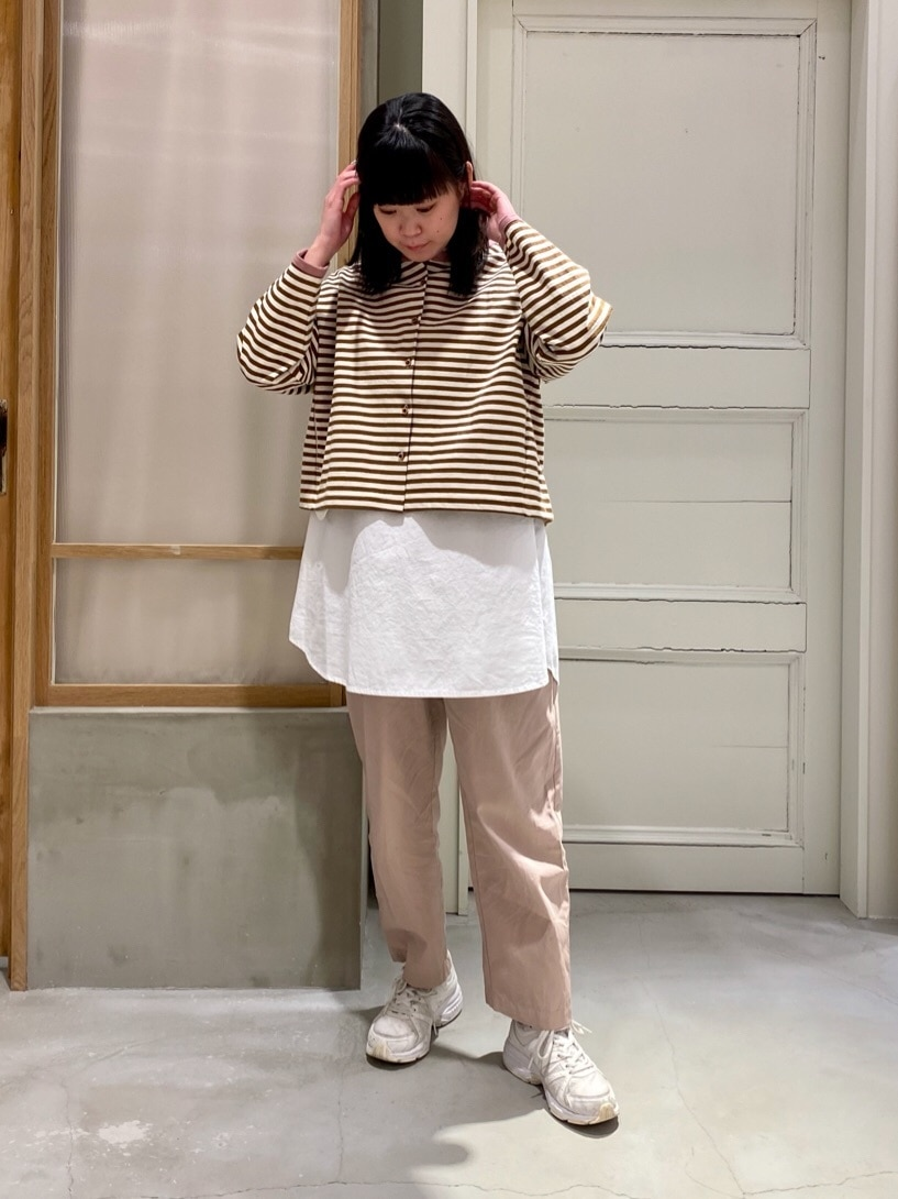 bulle de savon 渋谷スクランブルスクエア 身長:158cm 2021.02.10