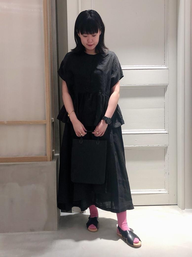 bulle de savon 渋谷スクランブルスクエア 身長:158cm 2020.08.07