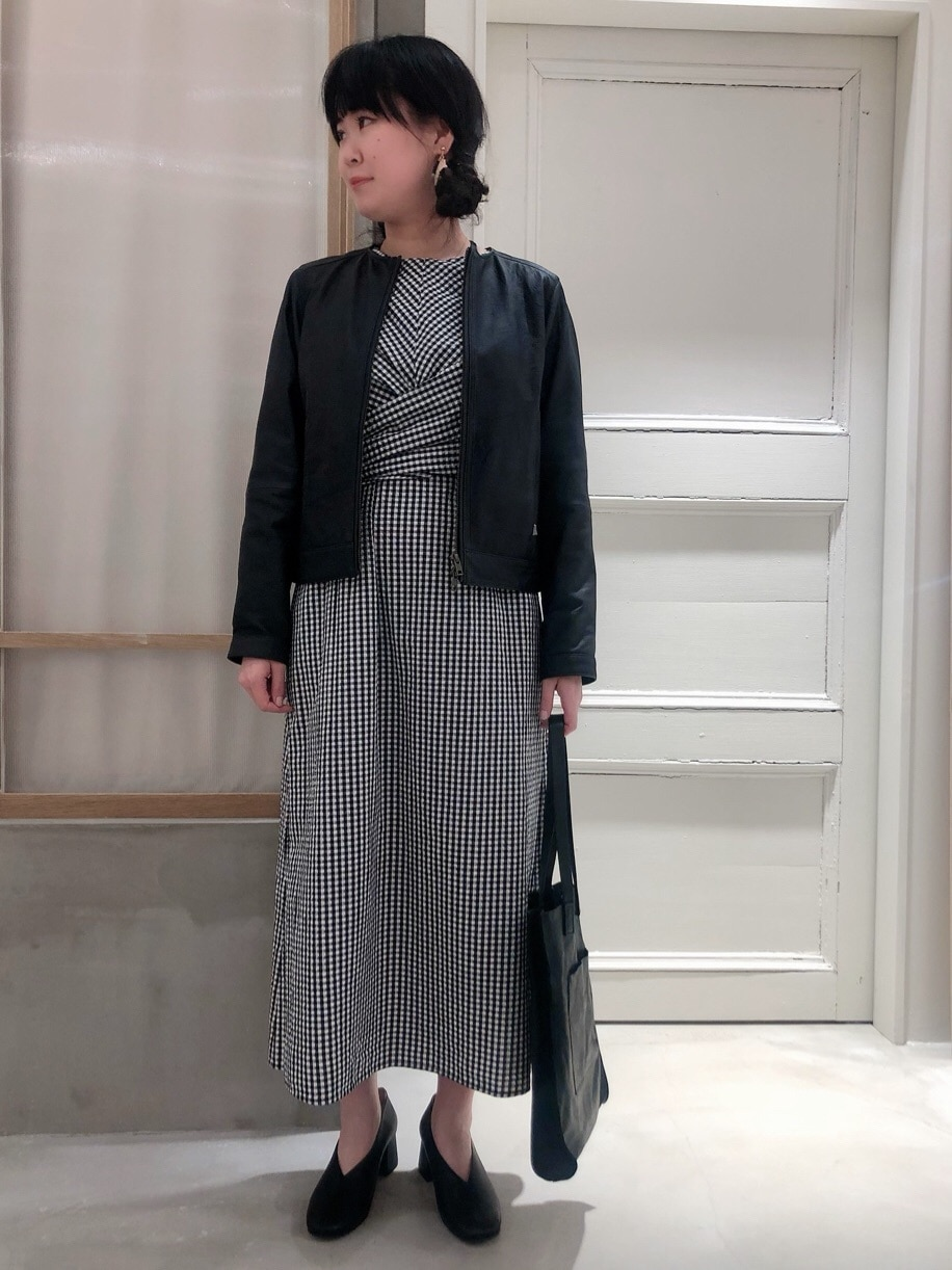 bulle de savon 渋谷スクランブルスクエア 身長:157cm 2020.02.20