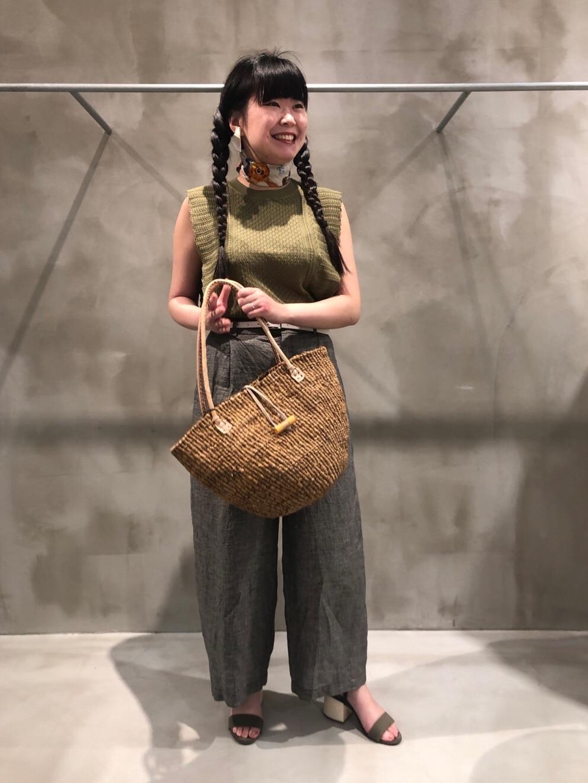 bulle de savon 渋谷スクランブルスクエア 身長:157cm 2020.06.09