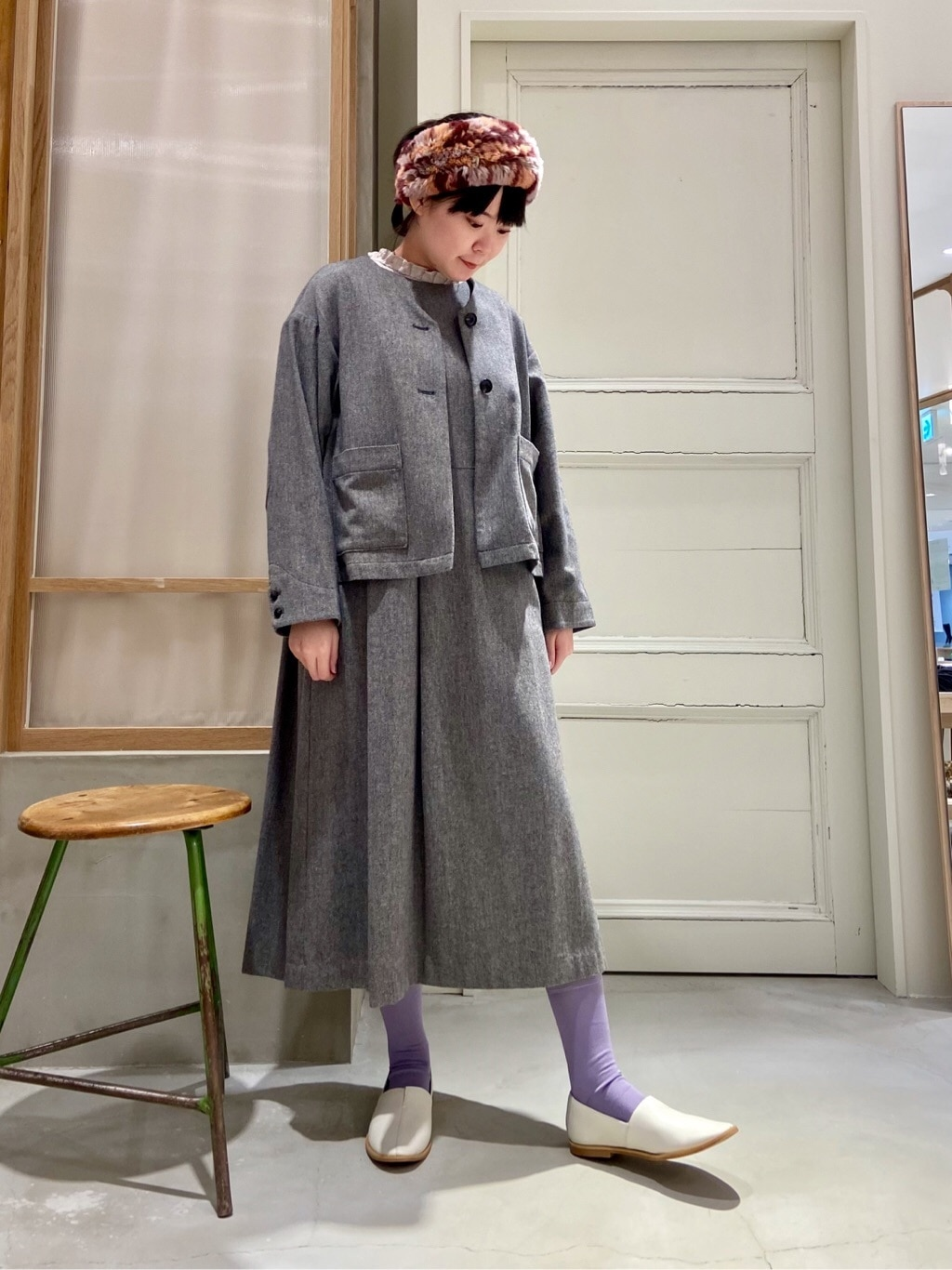 bulle de savon 渋谷スクランブルスクエア 身長:158cm 2020.10.30