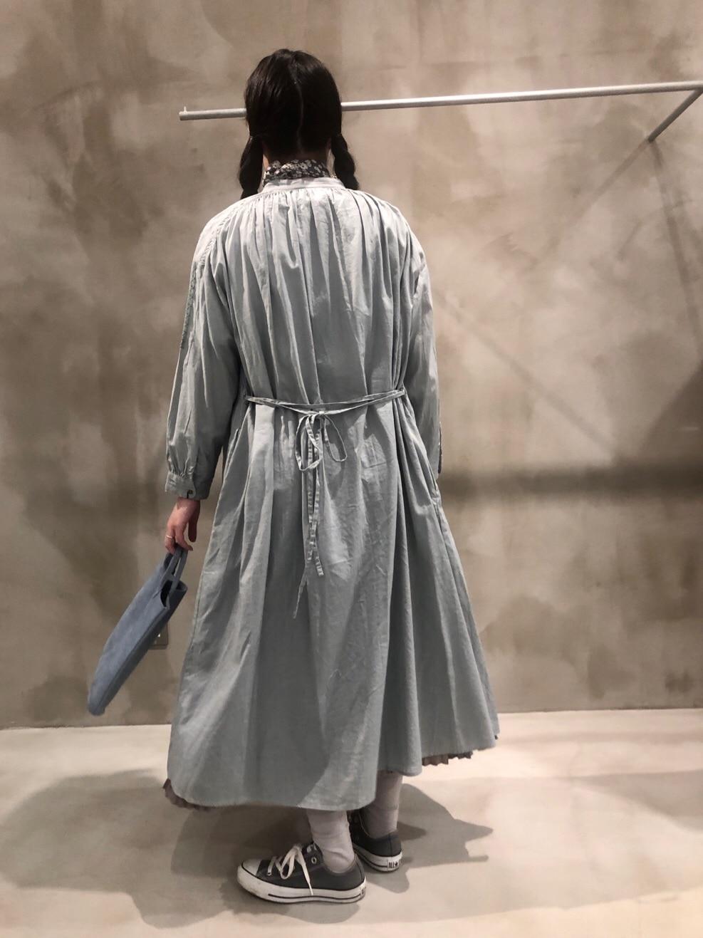 bulle de savon 渋谷スクランブルスクエア 身長:157cm 2020.03.13