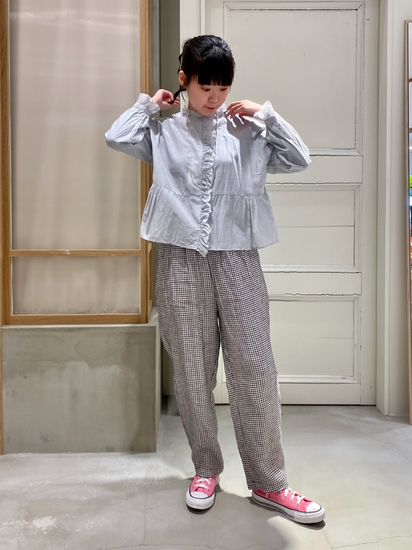 bulle de savon 渋谷スクランブルスクエア 身長:158cm 2021.02.23