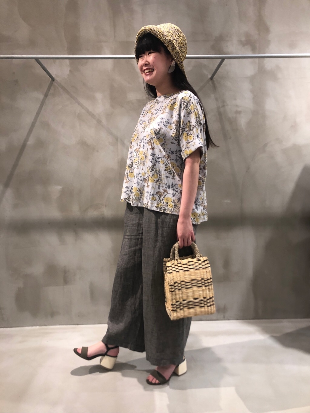 bulle de savon 渋谷スクランブルスクエア 身長:157cm 2020.06.13