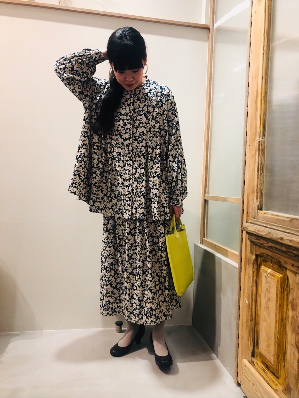AMB SHOP bulle de savon FLAT AMB メルサ自由が丘 身長:157cm 2019.12.19