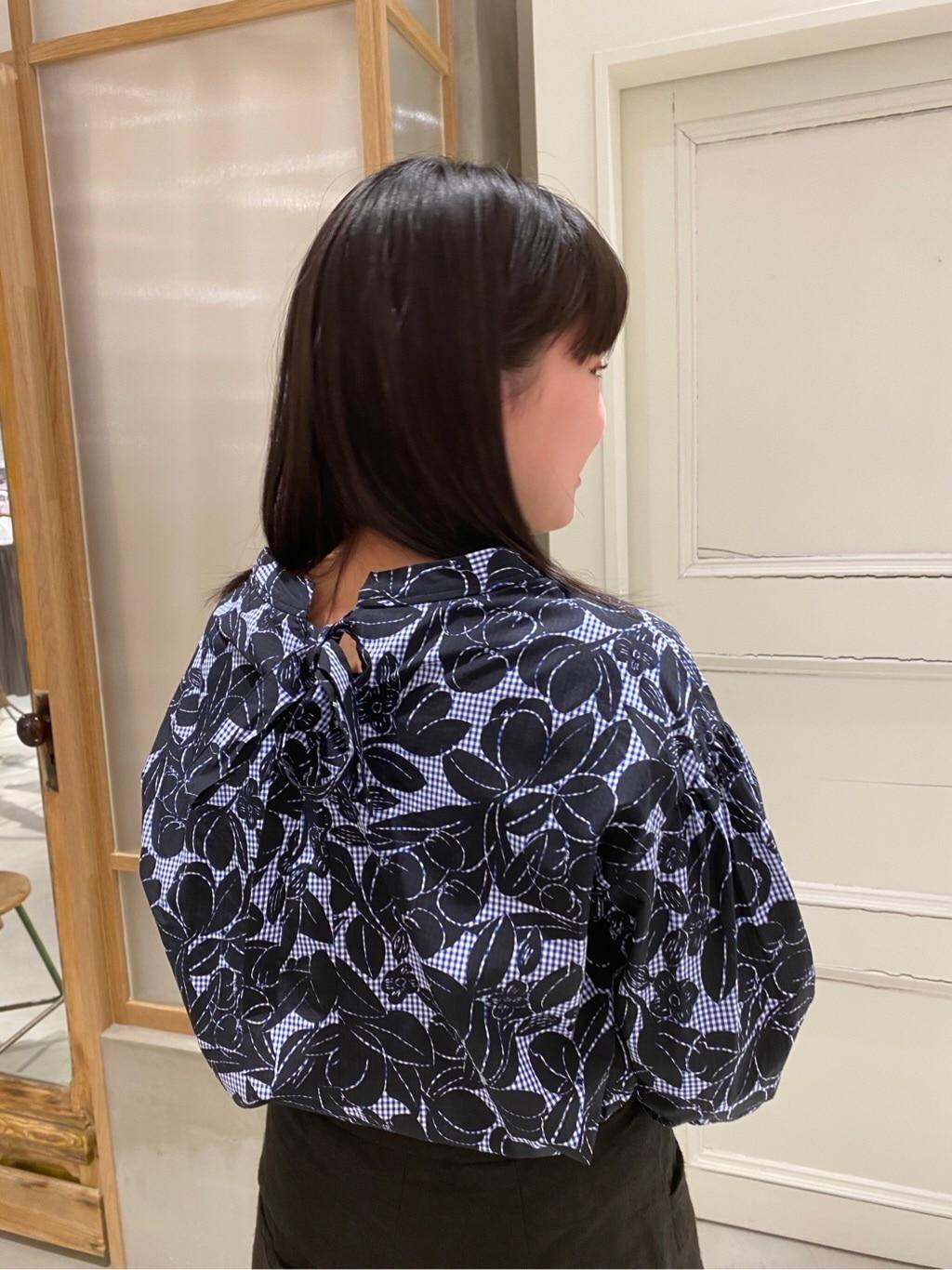bulle de savon 渋谷スクランブルスクエア 身長:158cm 2021.03.10