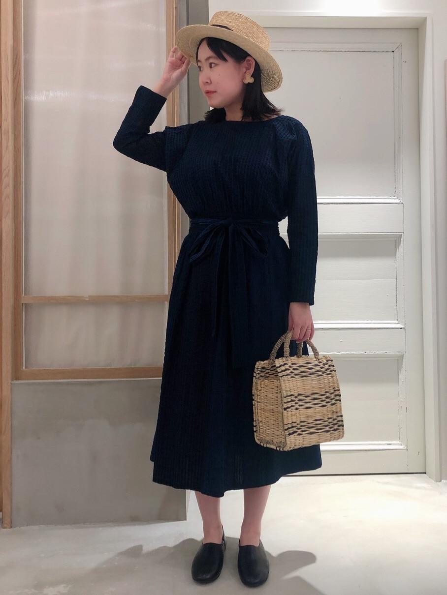 bulle de savon 渋谷スクランブルスクエア 身長:157cm 2020.07.12