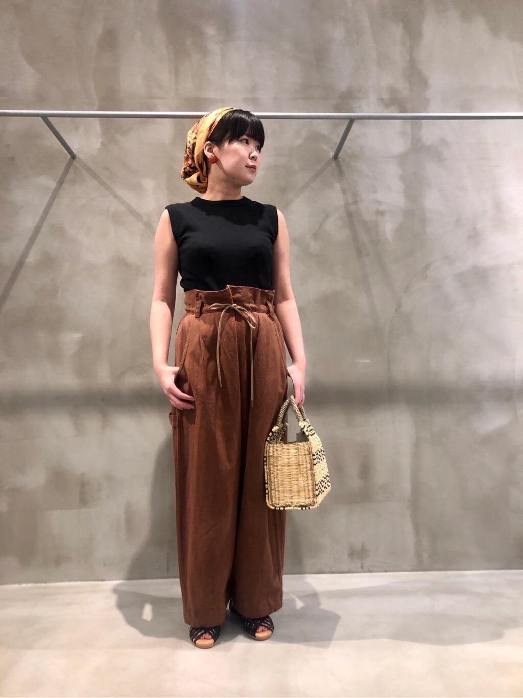bulle de savon 渋谷スクランブルスクエア 身長:157cm 2020.04.11