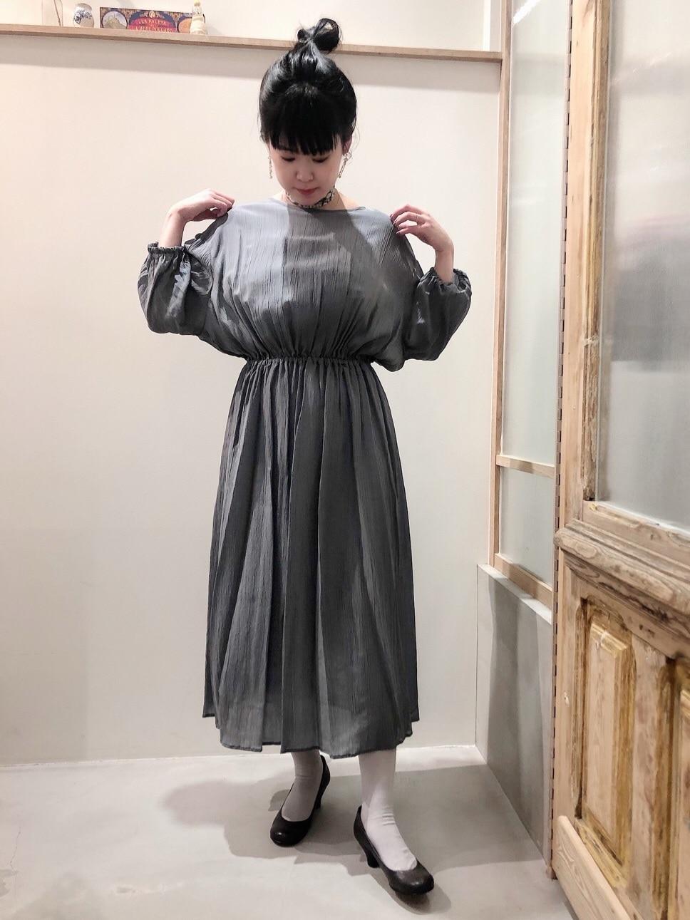 bulle de savon 渋谷スクランブルスクエア 身長:158cm 2020.08.01