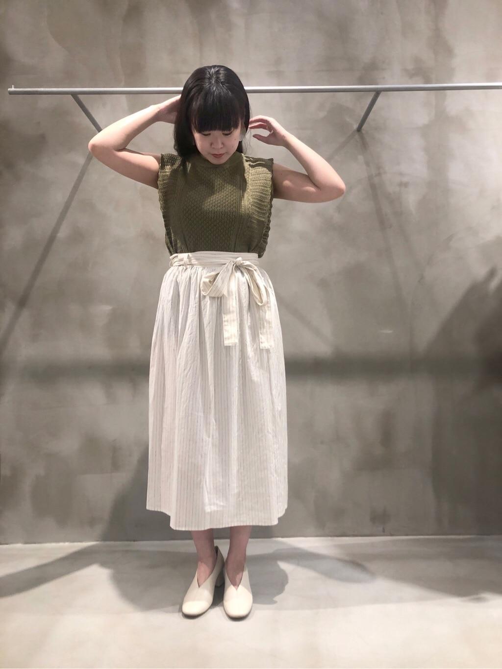 bulle de savon 渋谷スクランブルスクエア 身長:157cm 2020.06.05