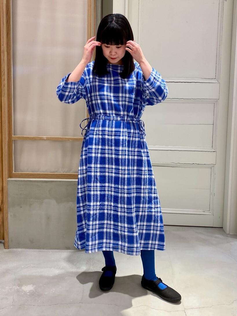 bulle de savon 渋谷スクランブルスクエア 身長:158cm 2021.03.11