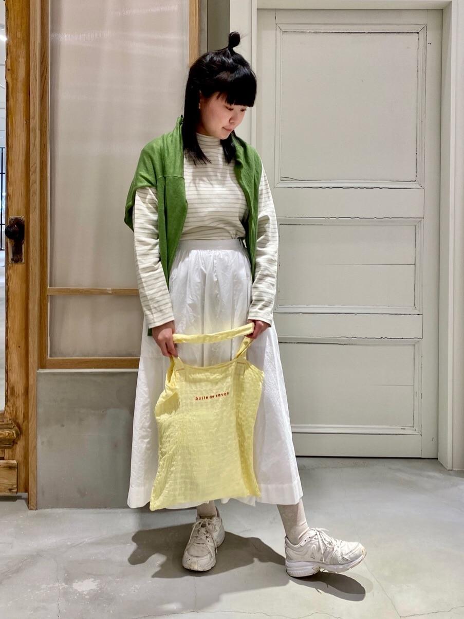 bulle de savon 渋谷スクランブルスクエア 身長:158cm 2021.02.14