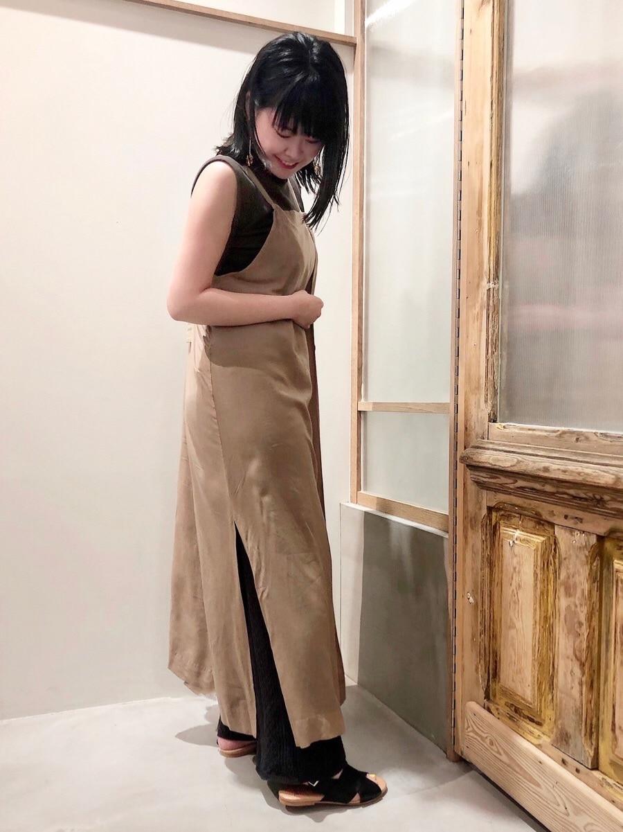 bulle de savon 渋谷スクランブルスクエア 身長:157cm 2020.07.14