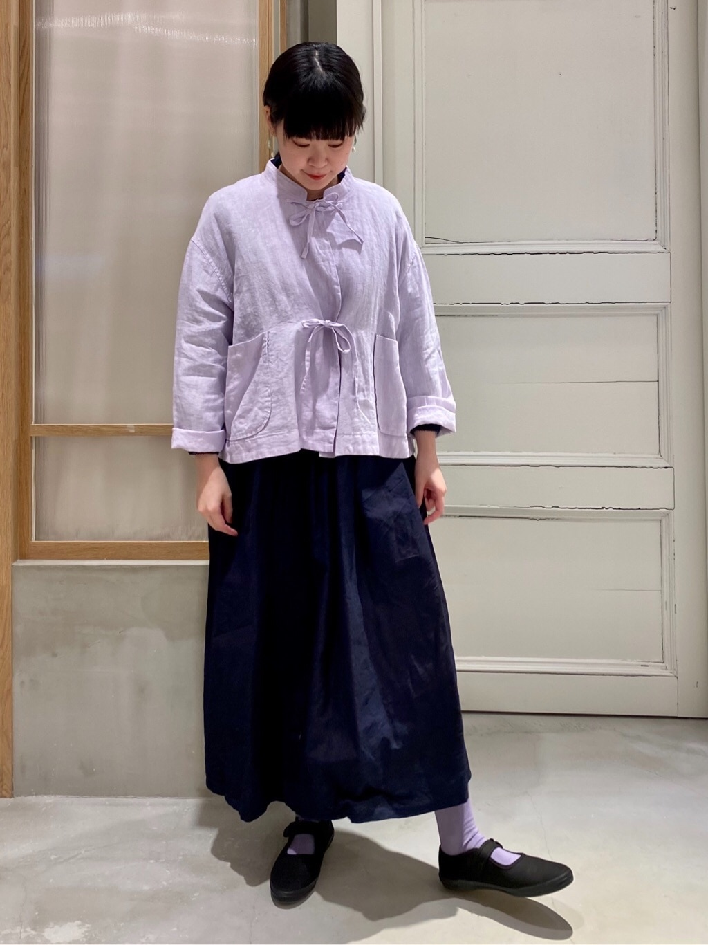 bulle de savon 渋谷スクランブルスクエア 身長:158cm 2021.03.13
