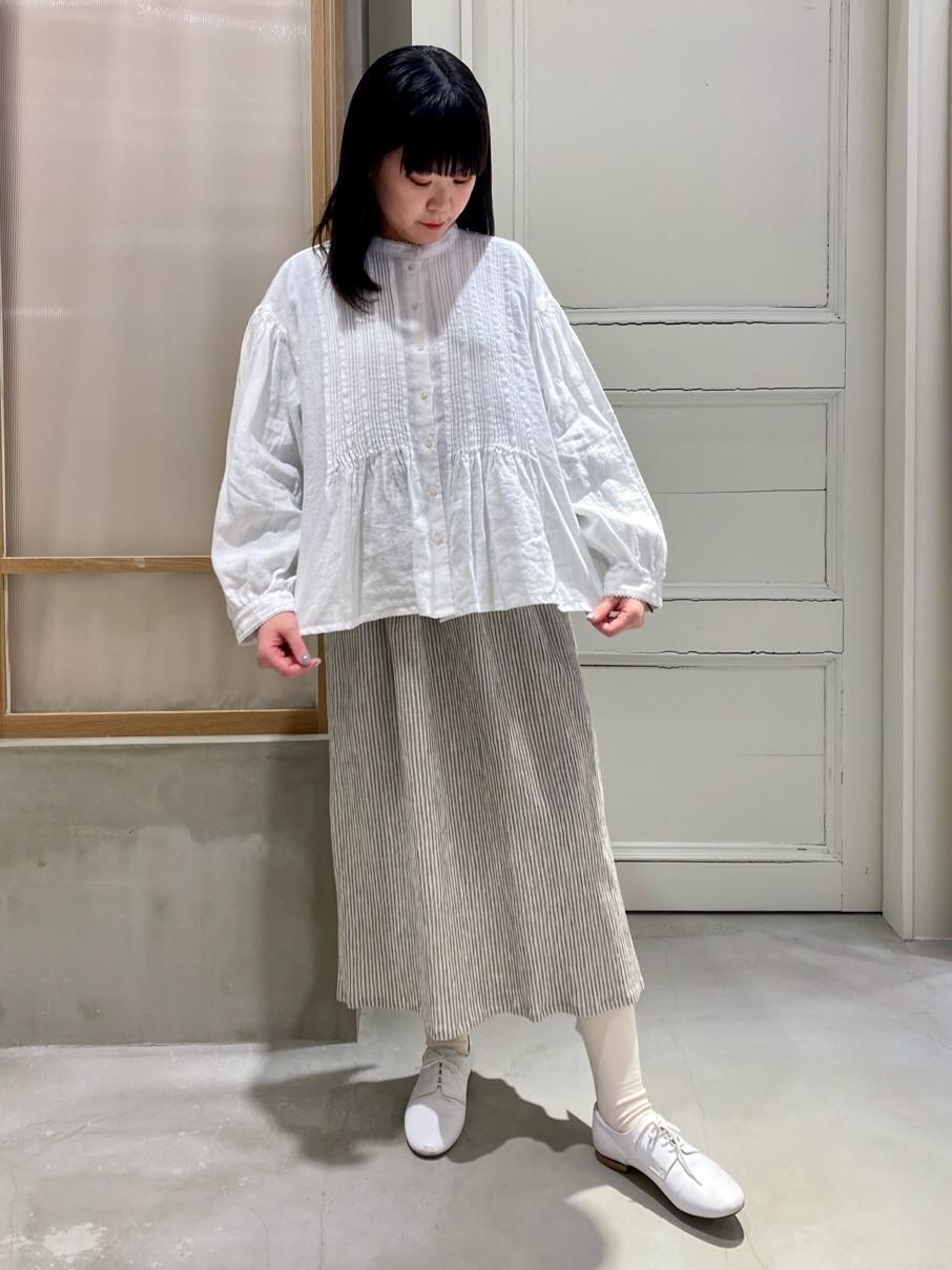 bulle de savon 渋谷スクランブルスクエア 身長:158cm 2021.02.19