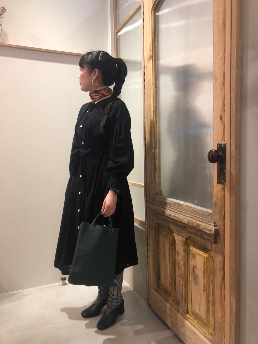 AMB SHOP bulle de savon FLAT AMB メルサ自由が丘 身長:157cm 2019.12.11