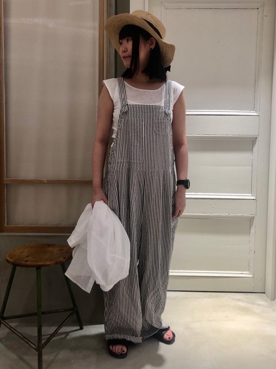 bulle de savon 渋谷スクランブルスクエア 身長:157cm 2020.06.15