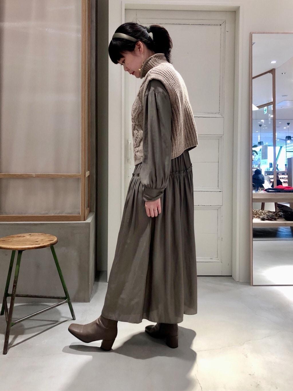 bulle de savon 渋谷スクランブルスクエア 身長:158cm 2020.10.22