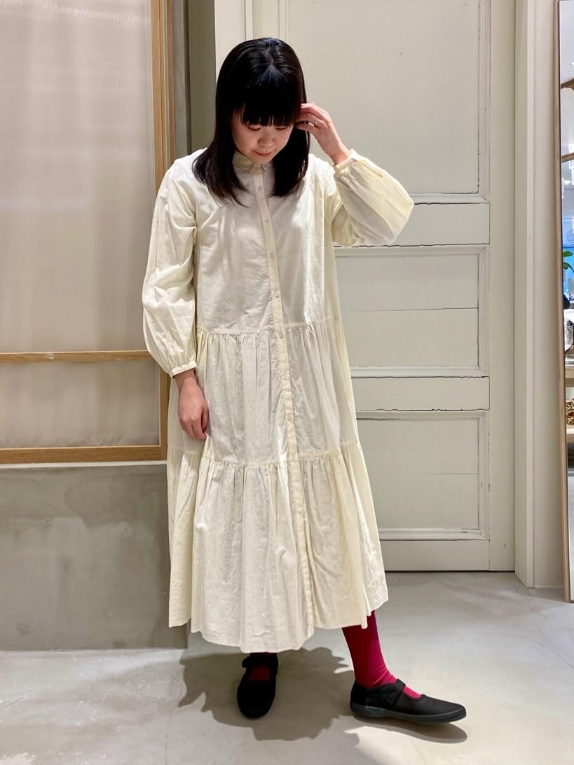 bulle de savon 渋谷スクランブルスクエア 身長:158cm 2021.03.21