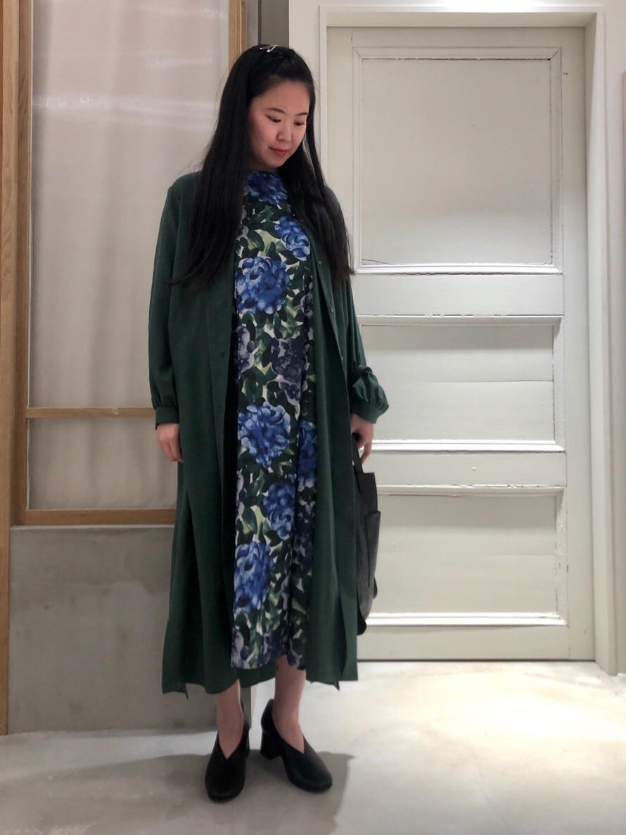 bulle de savon 渋谷スクランブルスクエア 身長:157cm 2020.03.14