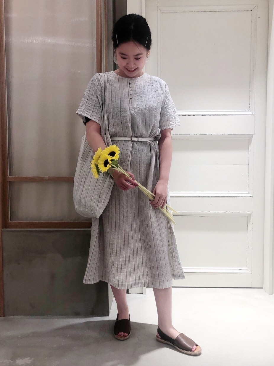 bulle de savon 渋谷スクランブルスクエア 身長:157cm 2020.07.17