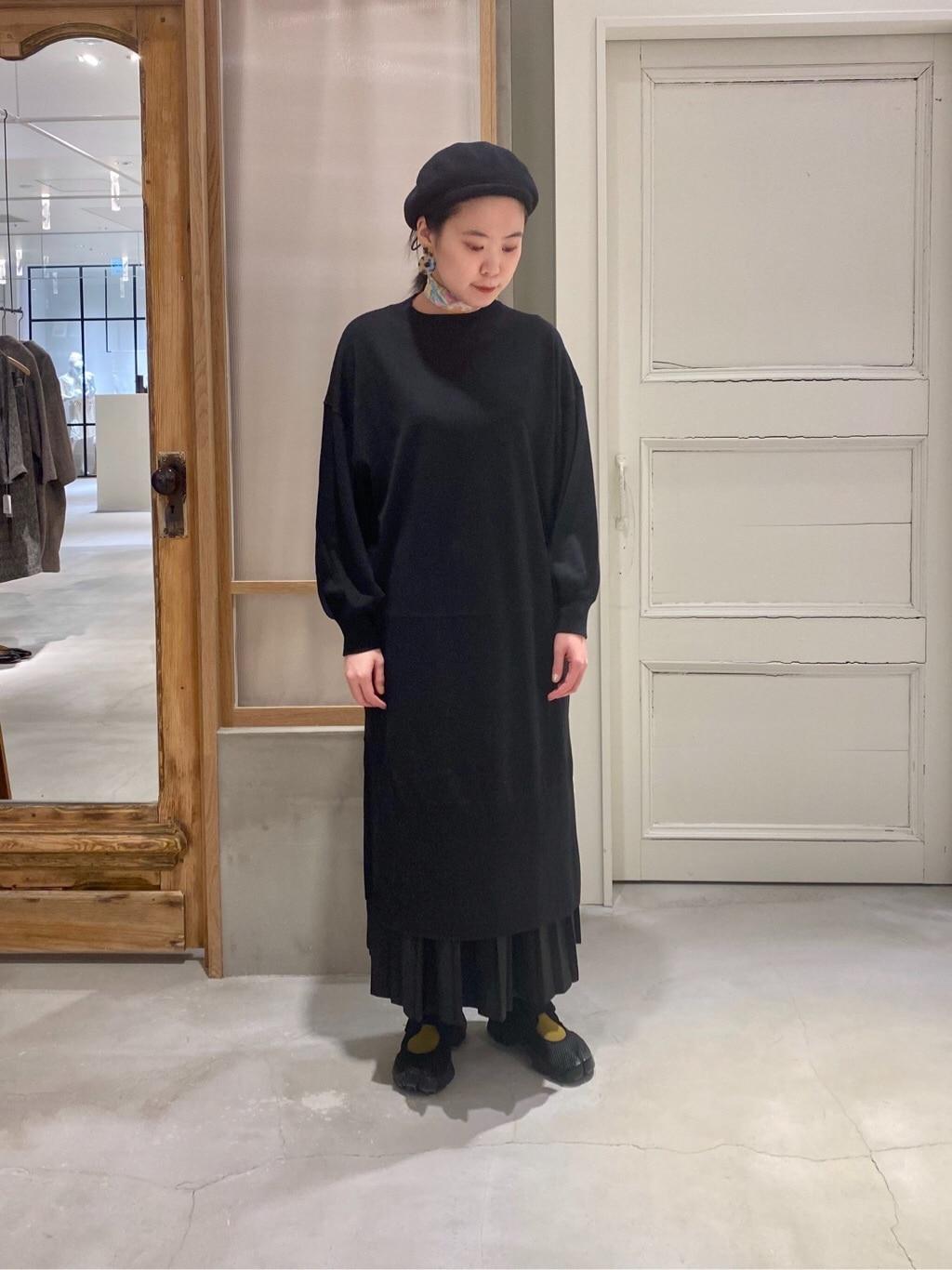 bulle de savon 渋谷スクランブルスクエア 身長:158cm 2021.01.05