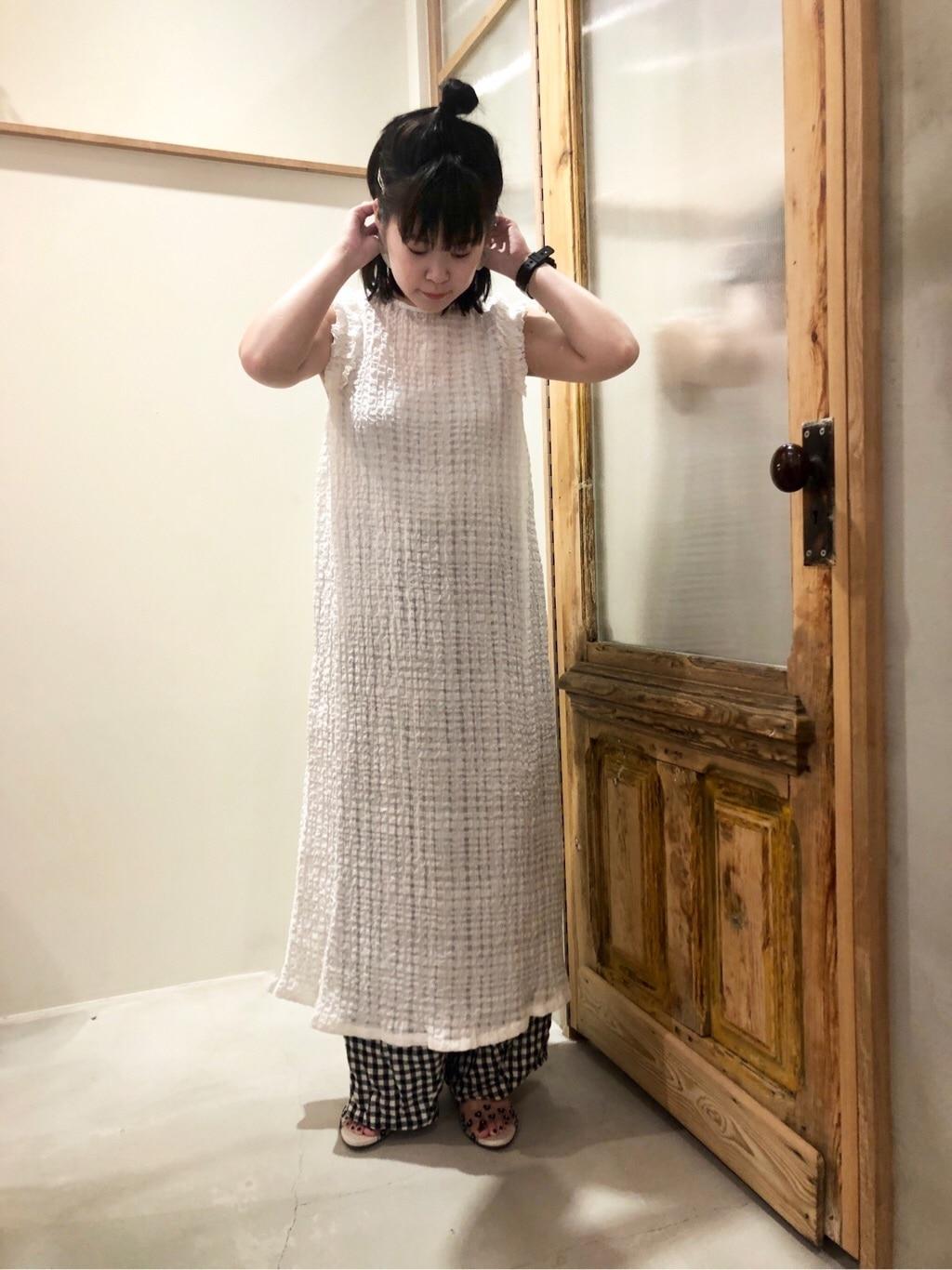 bulle de savon 渋谷スクランブルスクエア 身長:157cm 2020.06.23