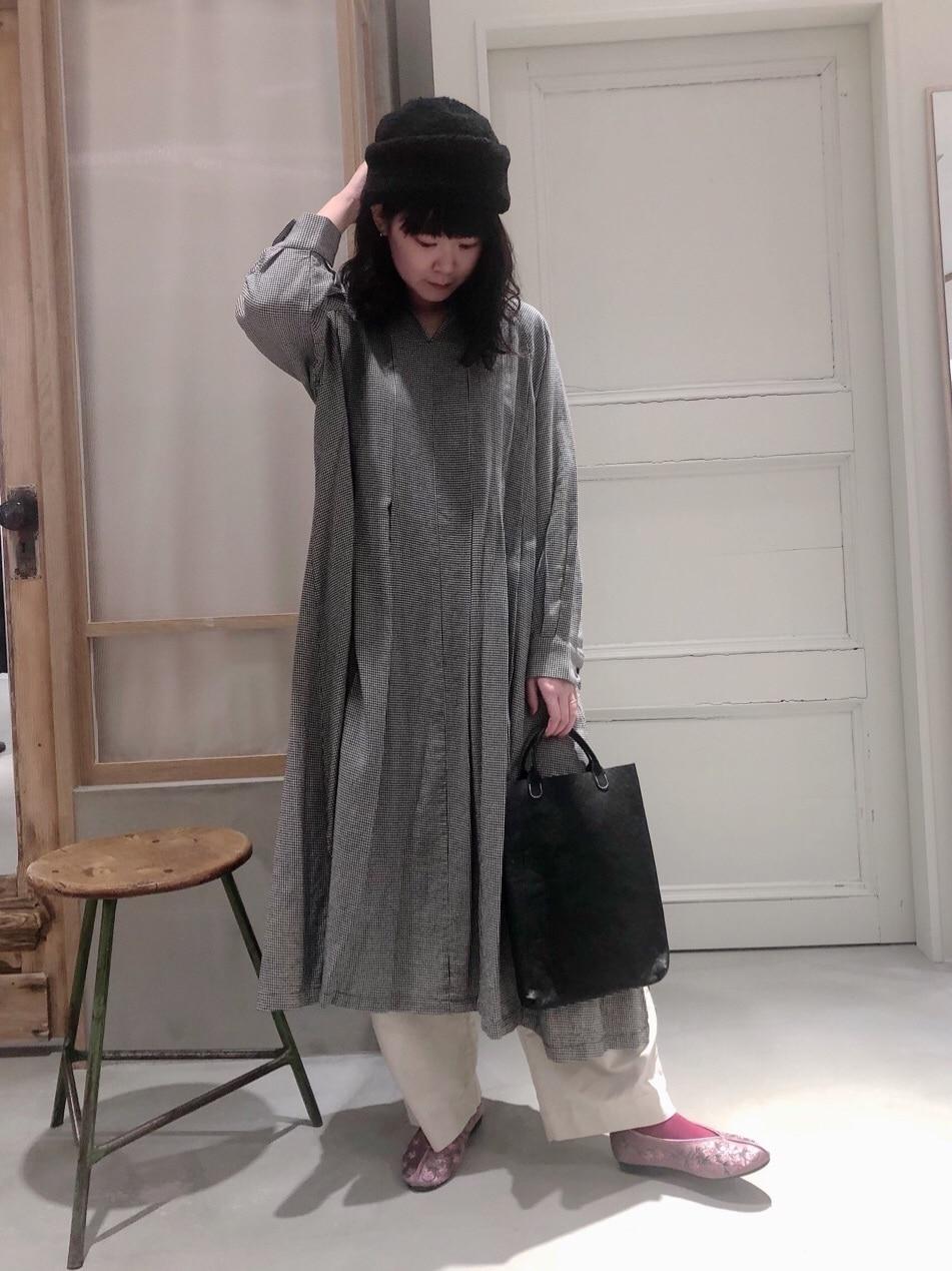 bulle de savon 渋谷スクランブルスクエア 身長:158cm 2020.10.08