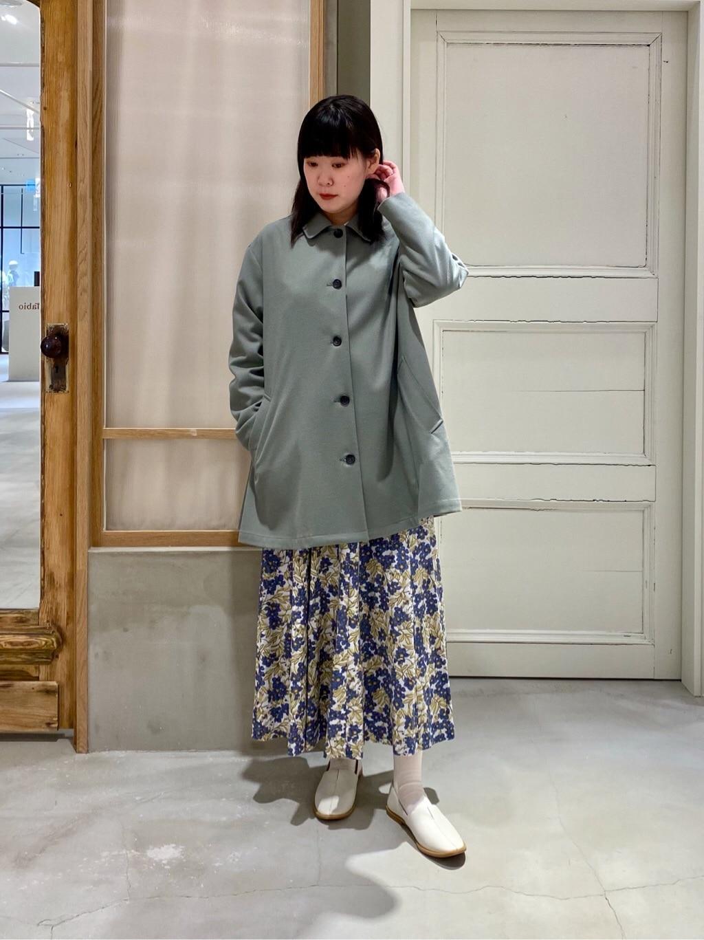 bulle de savon 渋谷スクランブルスクエア 身長:158cm 2020.12.16