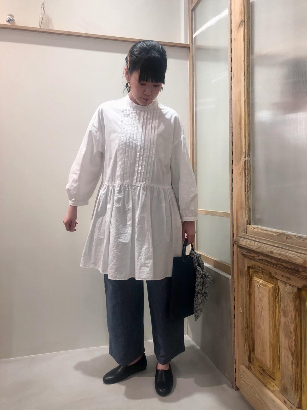 bulle de savon 渋谷スクランブルスクエア 身長:157cm 2020.02.13