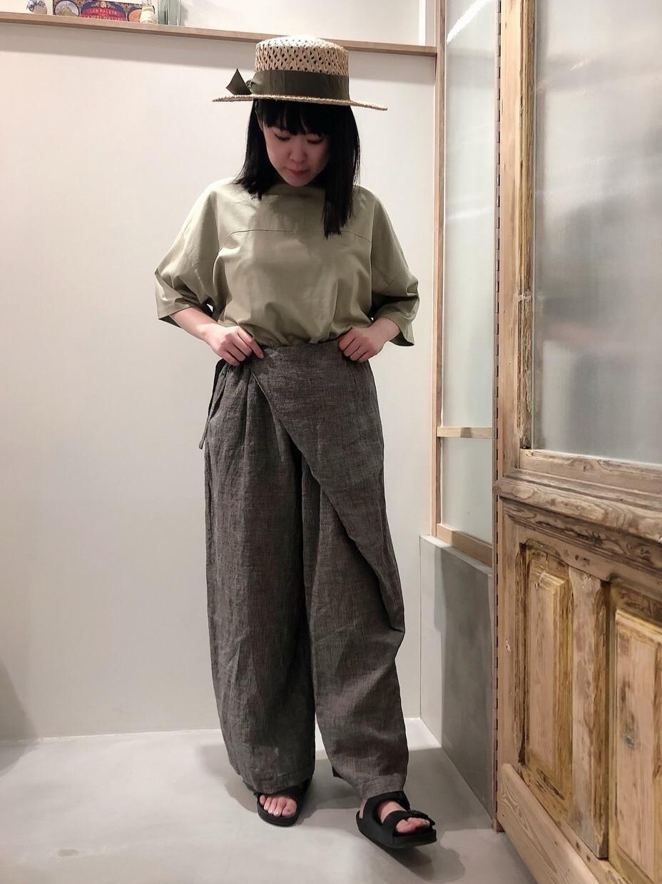 bulle de savon 渋谷スクランブルスクエア 身長:158cm 2020.08.19
