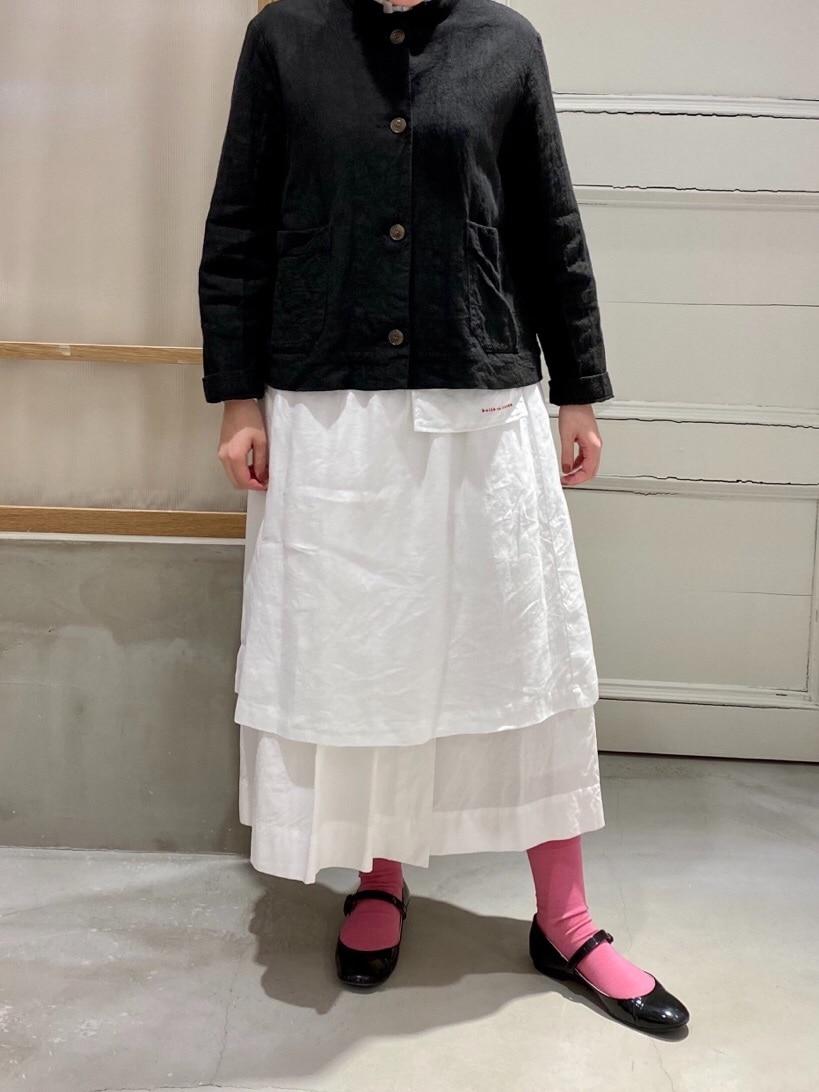 bulle de savon 渋谷スクランブルスクエア 身長:158cm 2021.03.15
