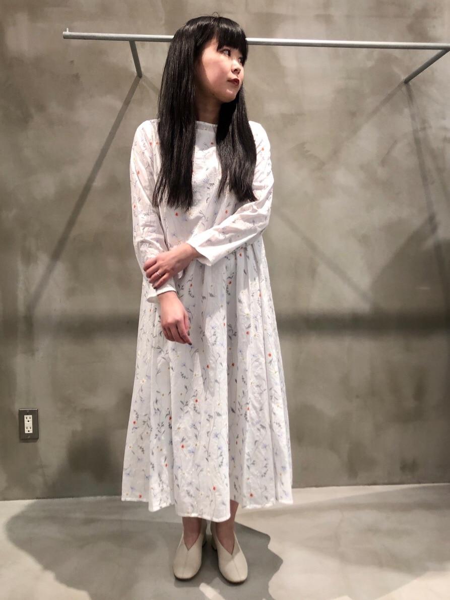 bulle de savon 渋谷スクランブルスクエア 身長:157cm 2020.03.16