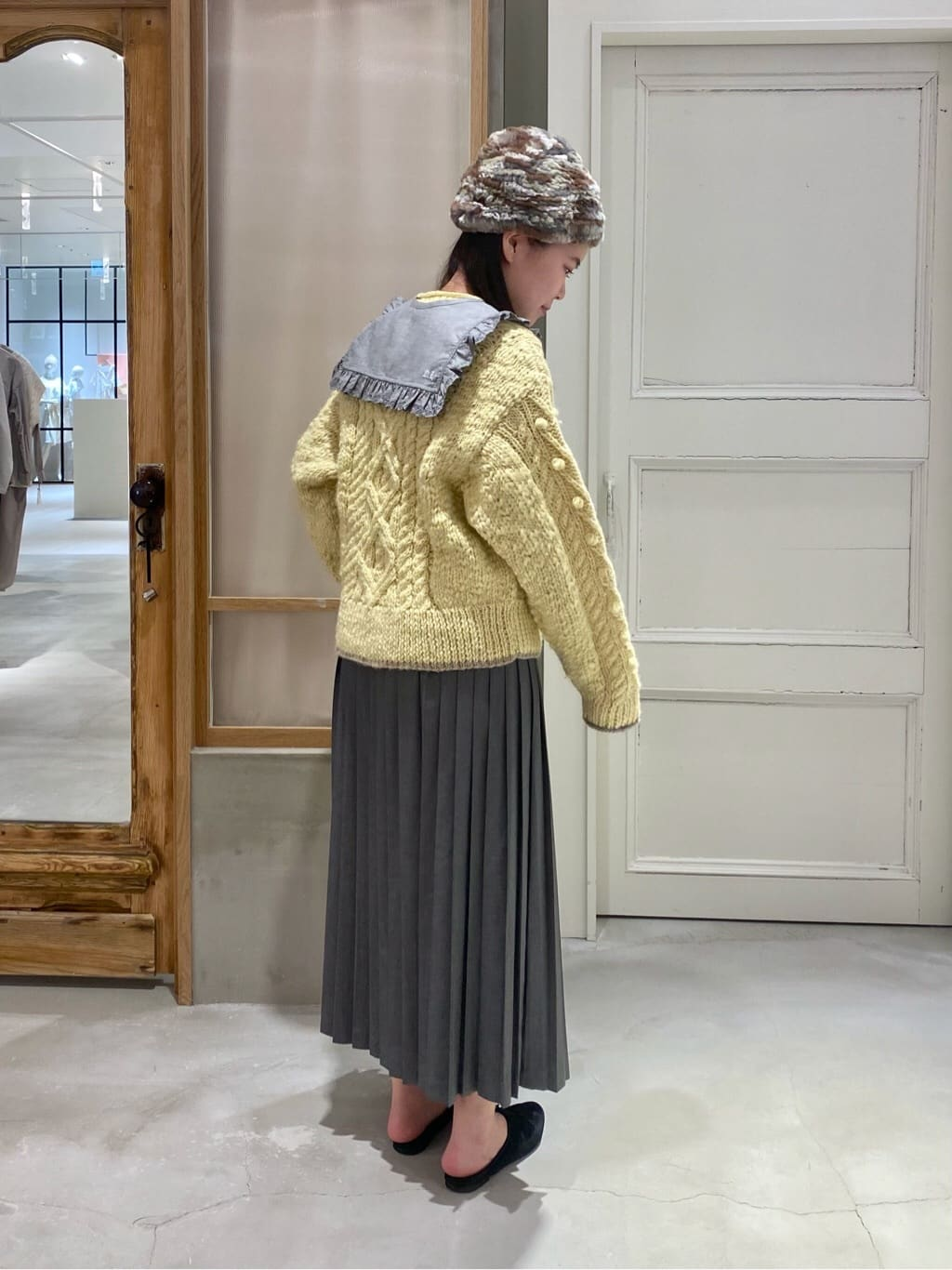 bulle de savon 渋谷スクランブルスクエア 身長:158cm 2021.09.16