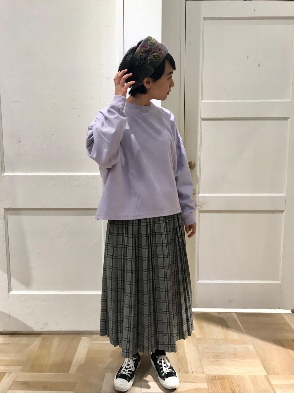 bulle de savon ルミネ大宮 身長:152cm 2019.08.17