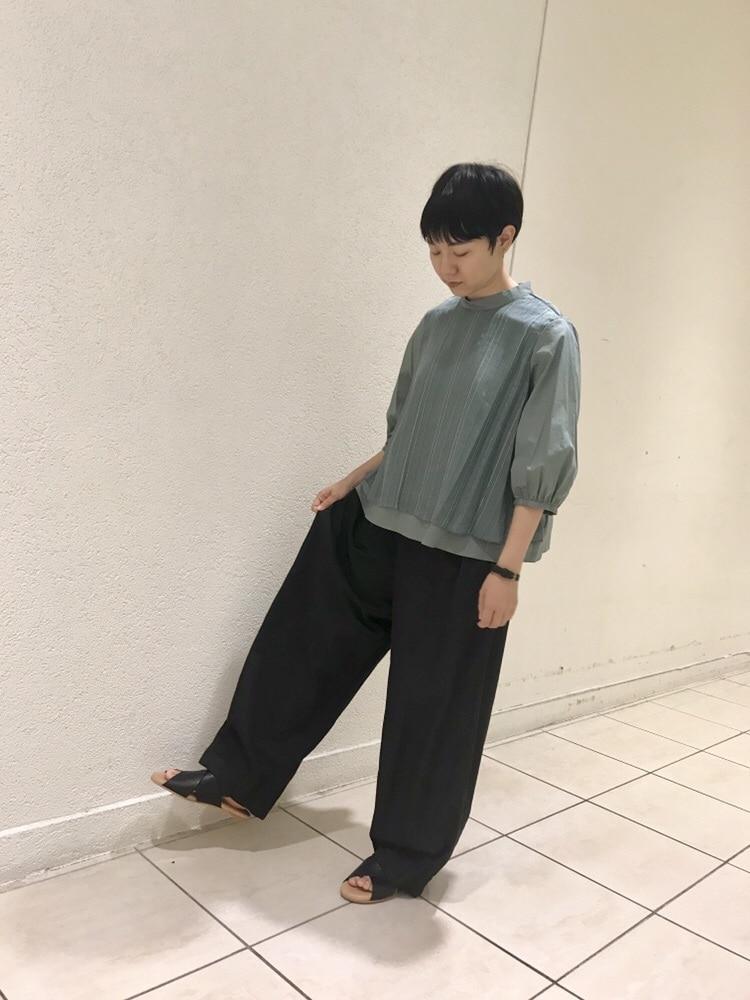 bulle de savon ルミネ大宮 身長:152cm 2020.07.21
