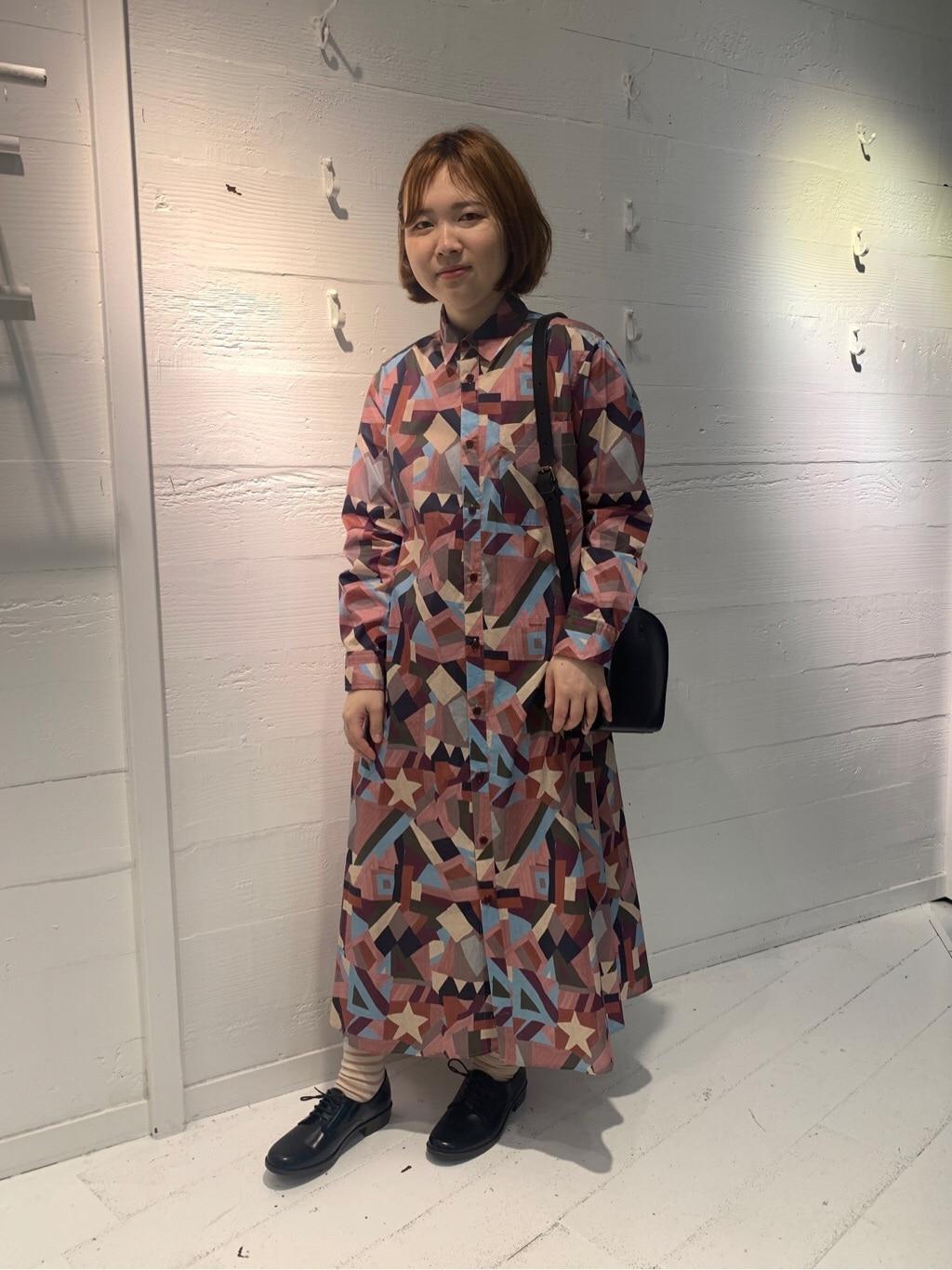 l'atelier du savon ラフォーレ原宿 身長:154cm 2020.04.20