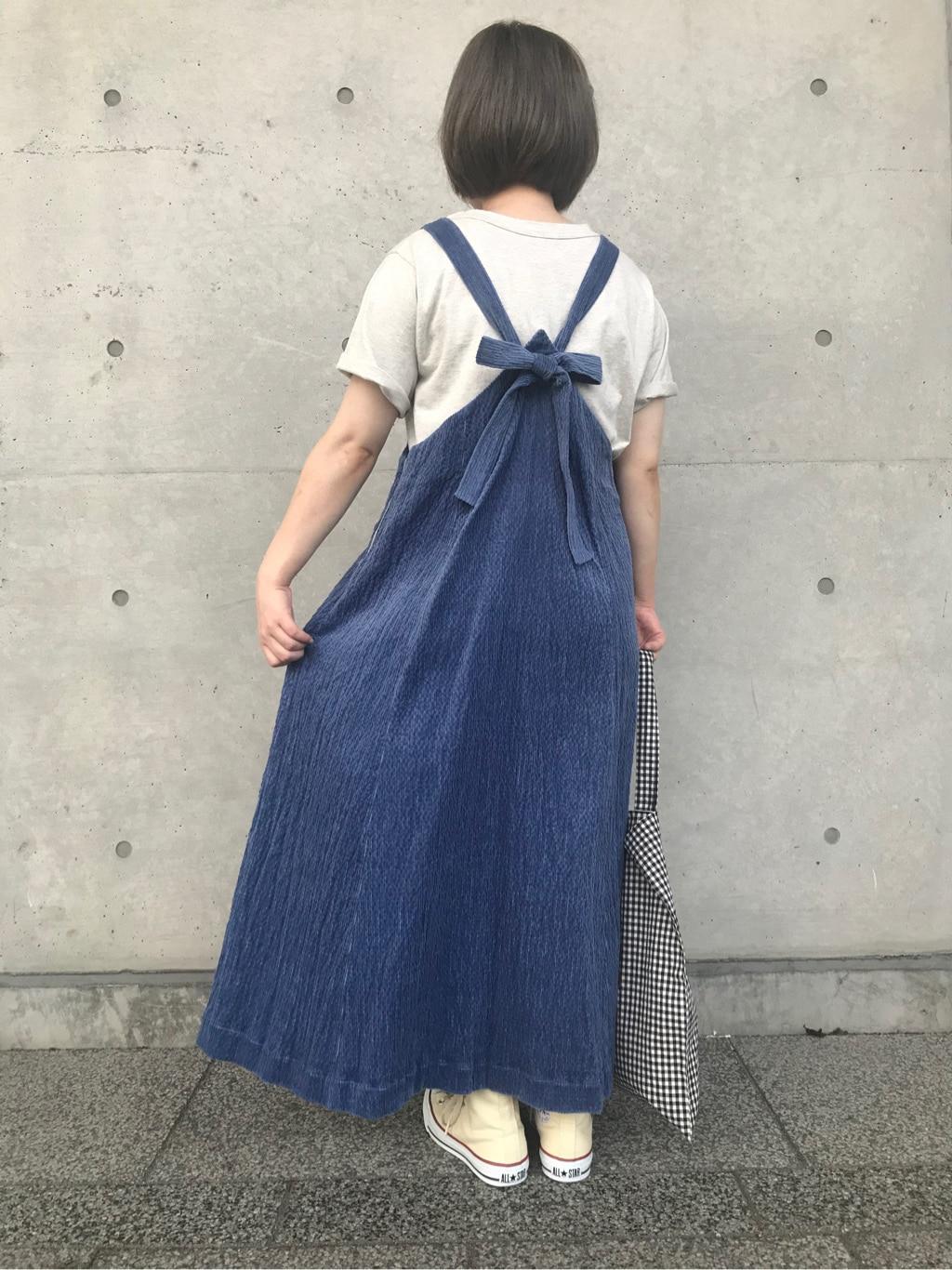 l'atelier du savon 東京スカイツリータウン・ソラマチ 身長:154cm 2020.09.13