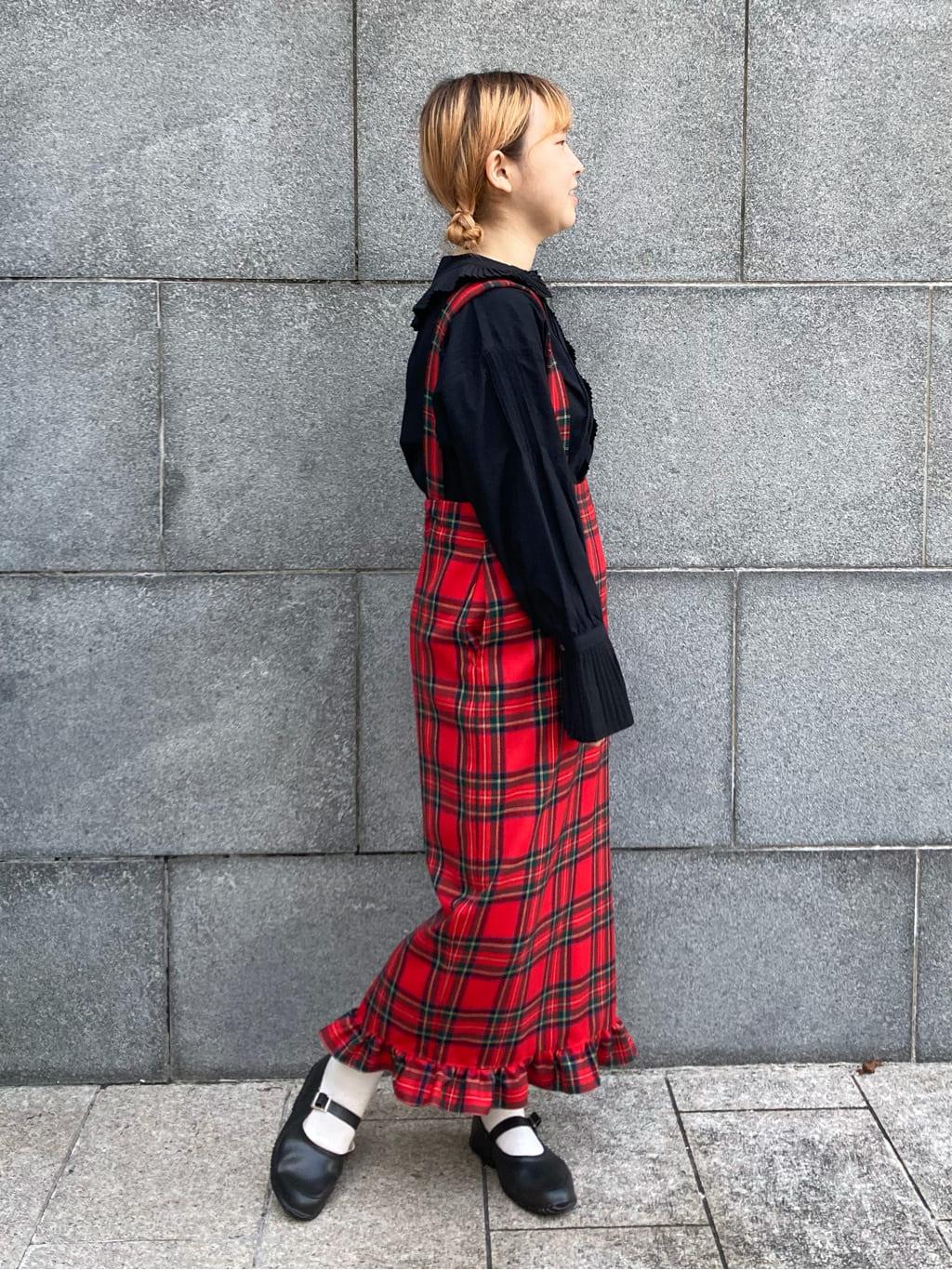 l'atelier du savon 東京スカイツリータウン・ソラマチ 身長:154cm 2021.09.17