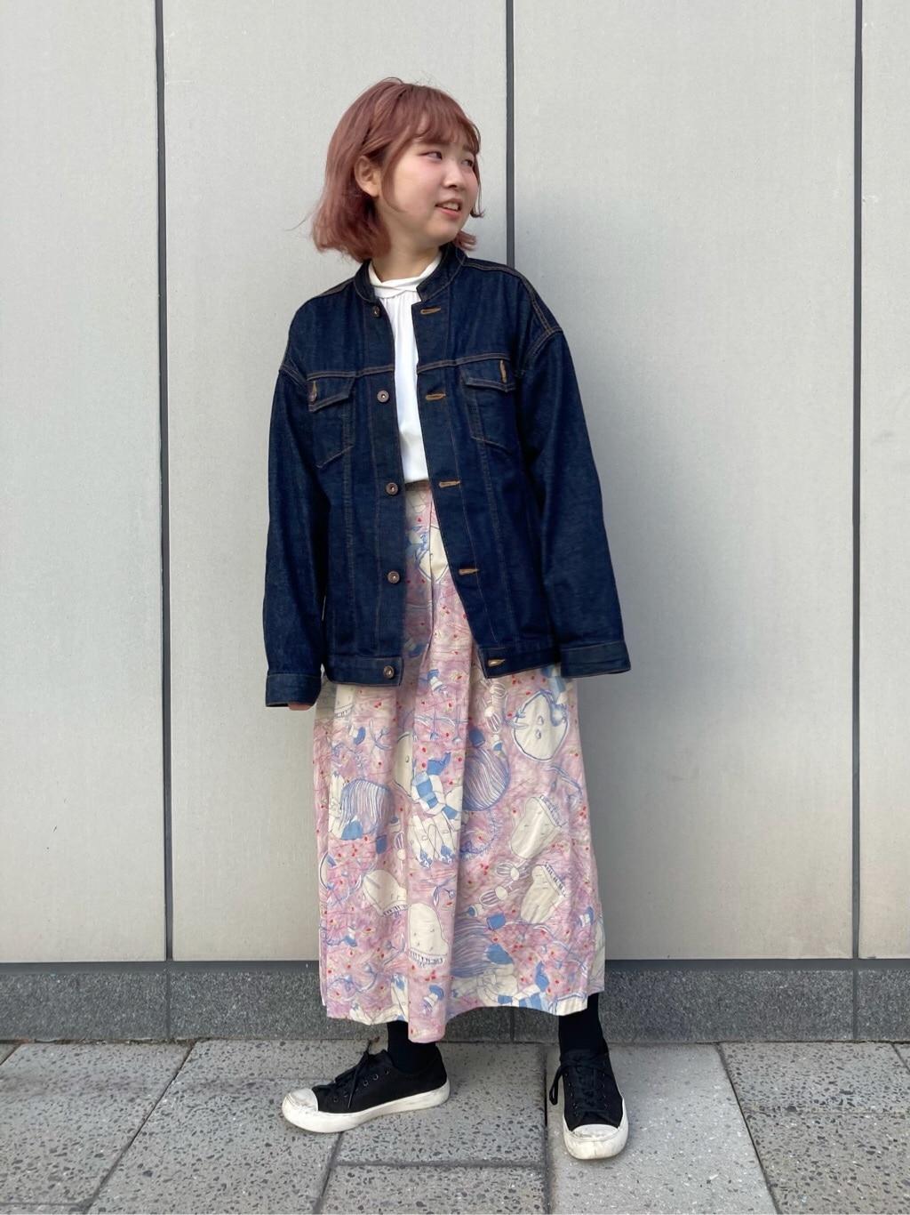 l'atelier du savon 東京スカイツリータウン・ソラマチ 身長:154cm 2021.02.09