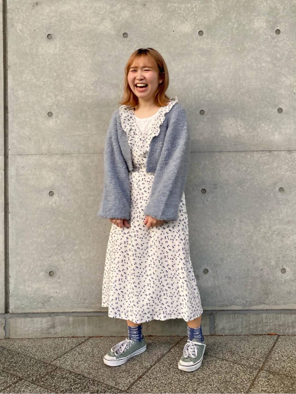 l'atelier du savon 東京スカイツリータウン・ソラマチ 身長:154cm 2021.01.13
