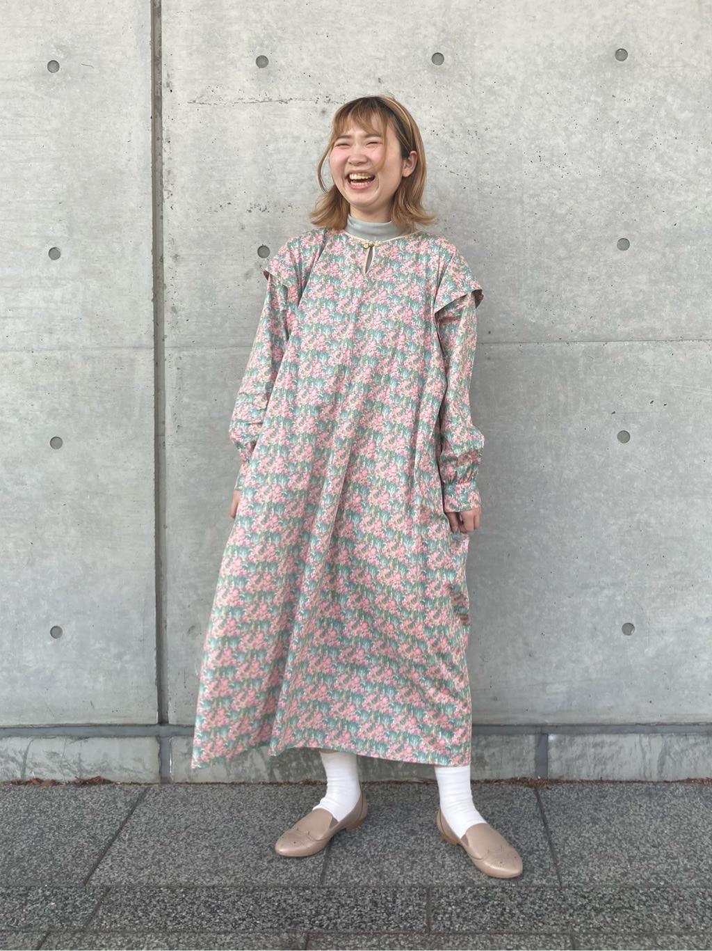 l'atelier du savon 東京スカイツリータウン・ソラマチ 身長:154cm 2021.04.22