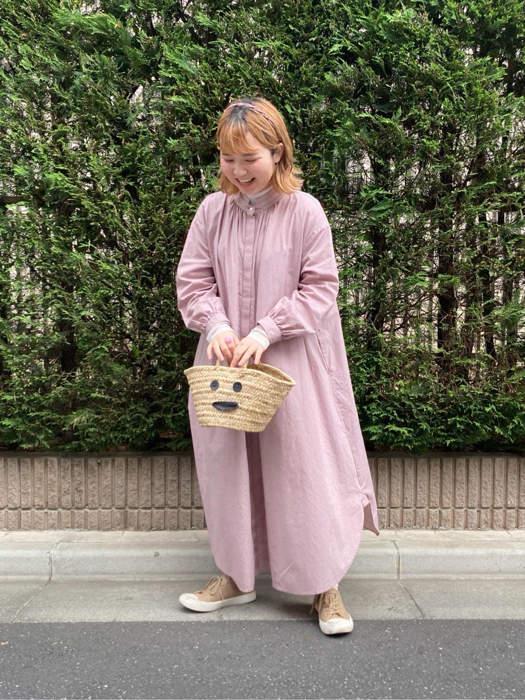 l'atelier du savon 東京スカイツリータウン・ソラマチ 身長:154cm 2021.04.21