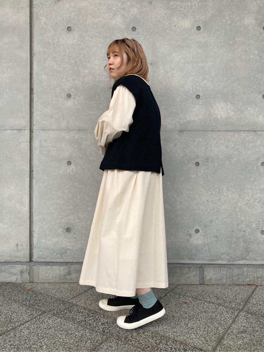 l'atelier du savon 東京スカイツリータウン・ソラマチ 身長:154cm 2021.01.19