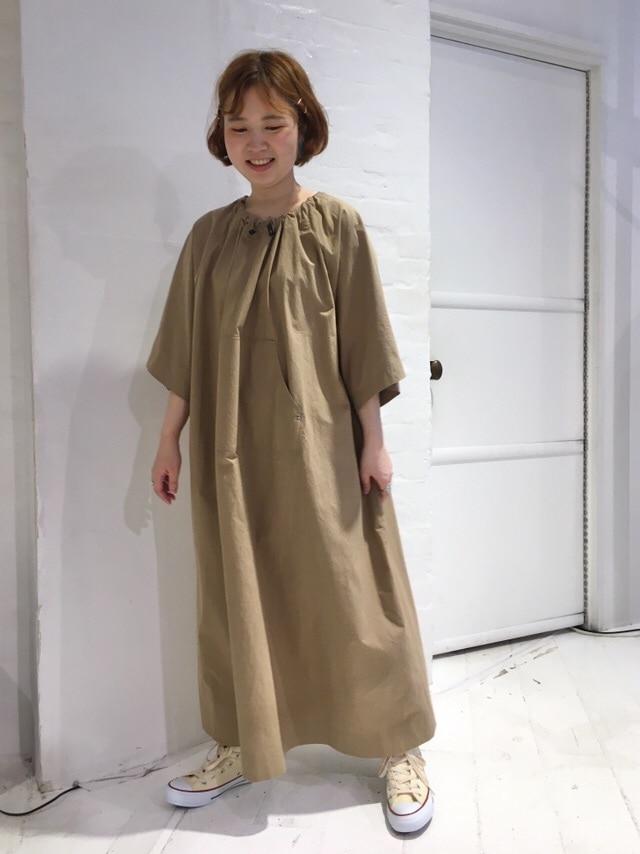 l'atelier du savon ラフォーレ原宿 身長:154cm 2020.07.19