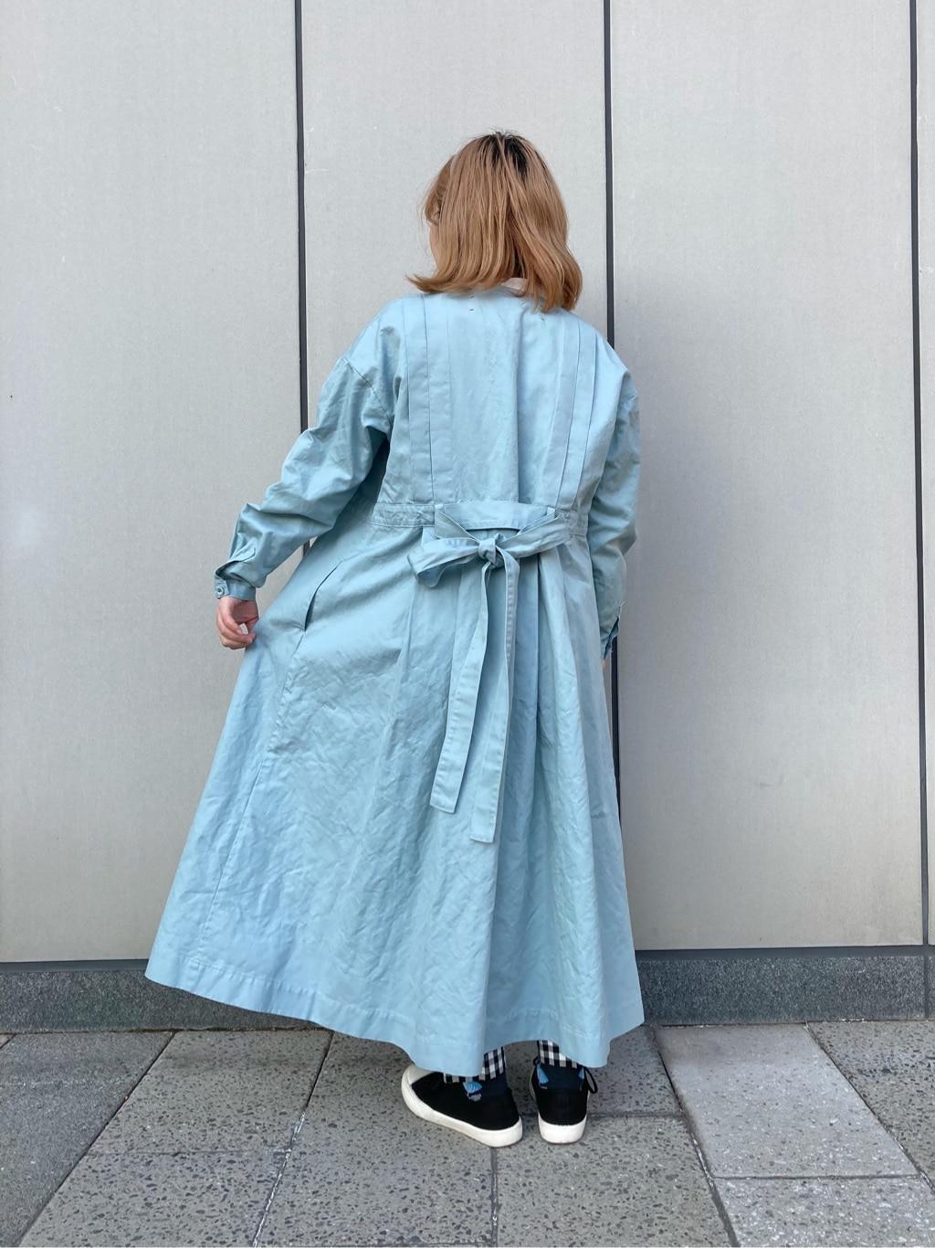 l'atelier du savon 東京スカイツリータウン・ソラマチ 身長:154cm 2021.01.18