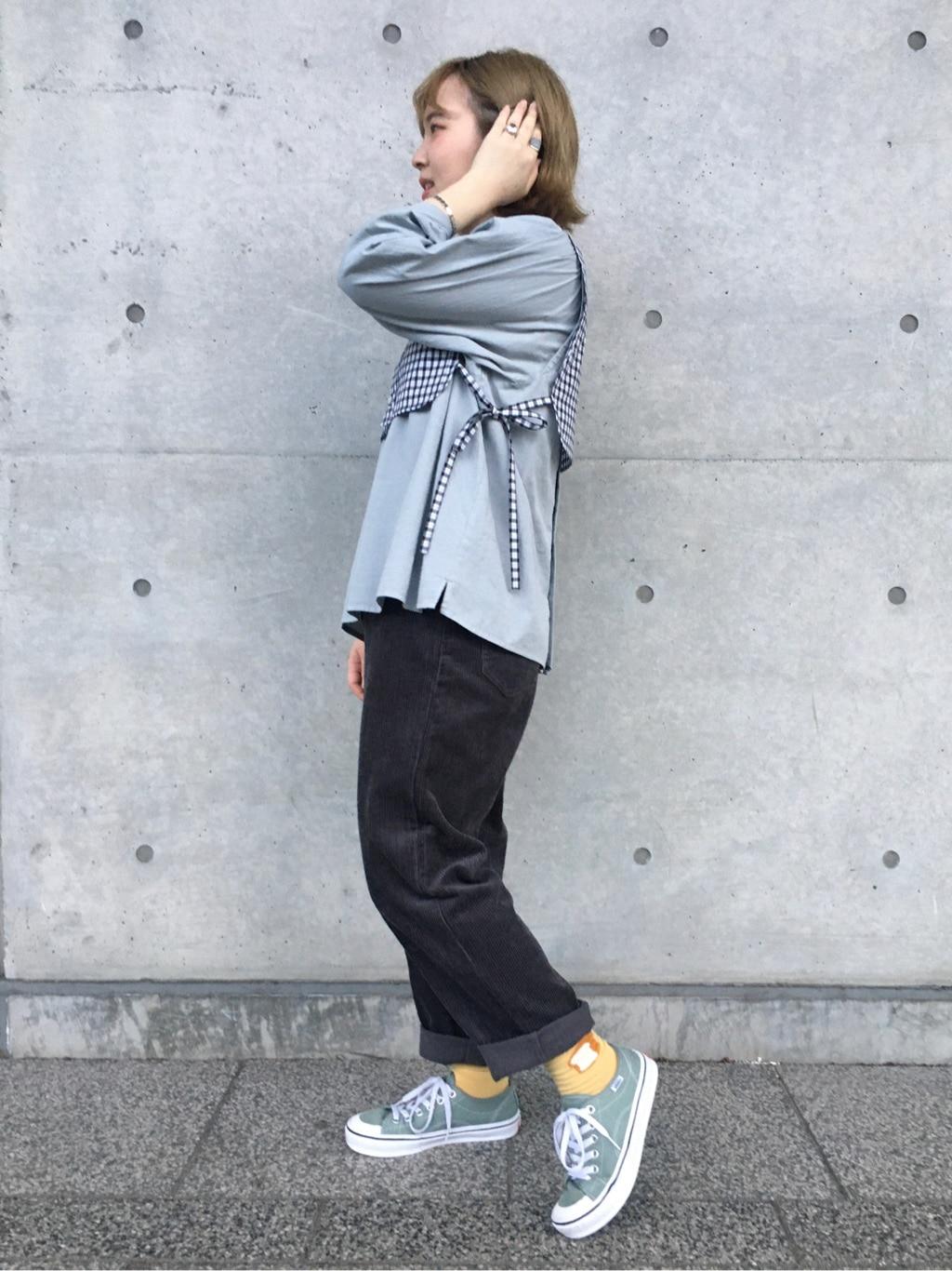 l'atelier du savon 東京スカイツリータウン・ソラマチ 身長:154cm 2020.09.12